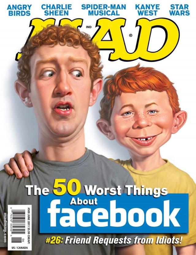 Facebook YECCH!