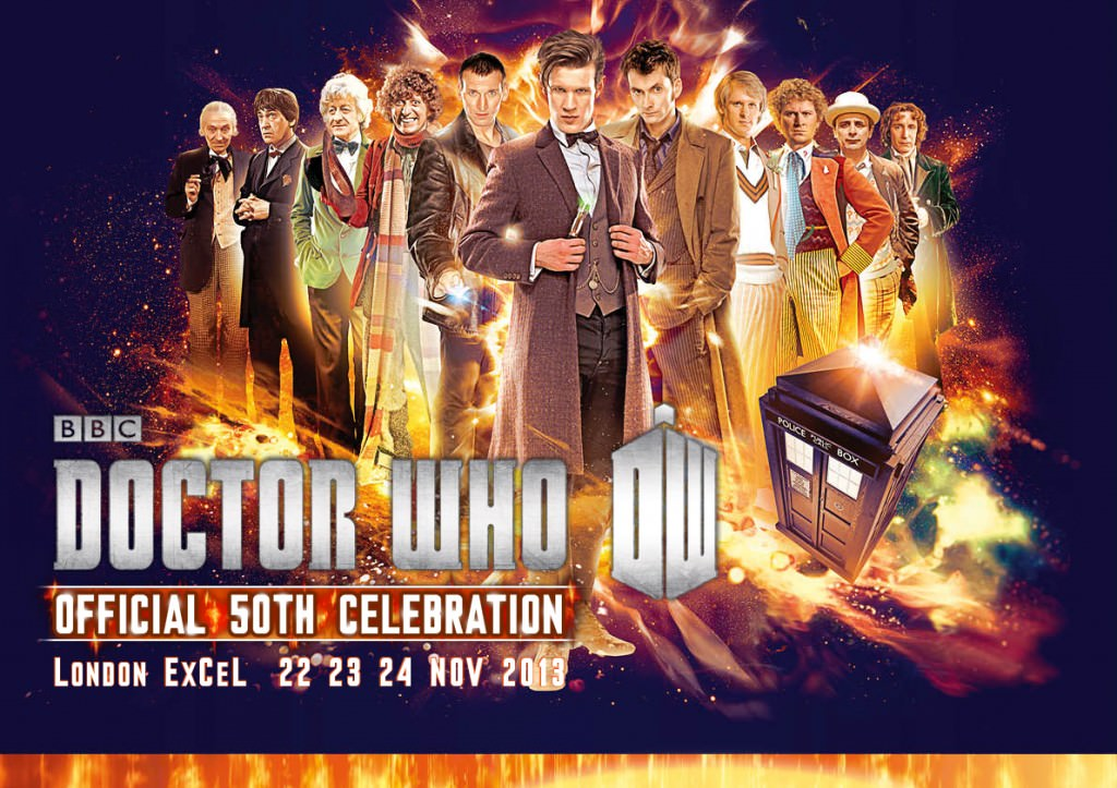 Doctor Who 50th