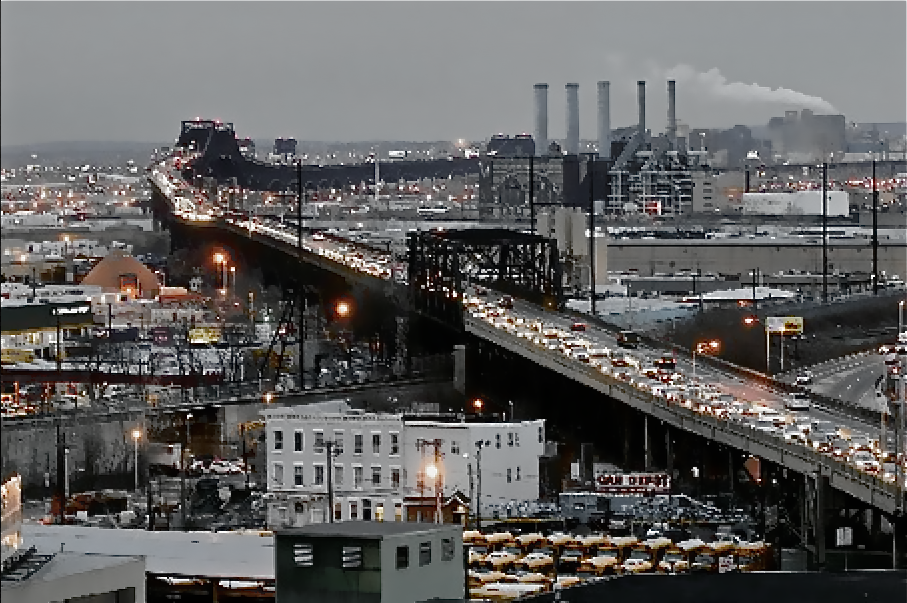 Pulaski Skyway in the great Garden State