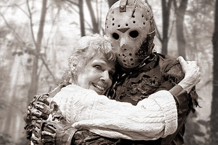 Jason and his Mum