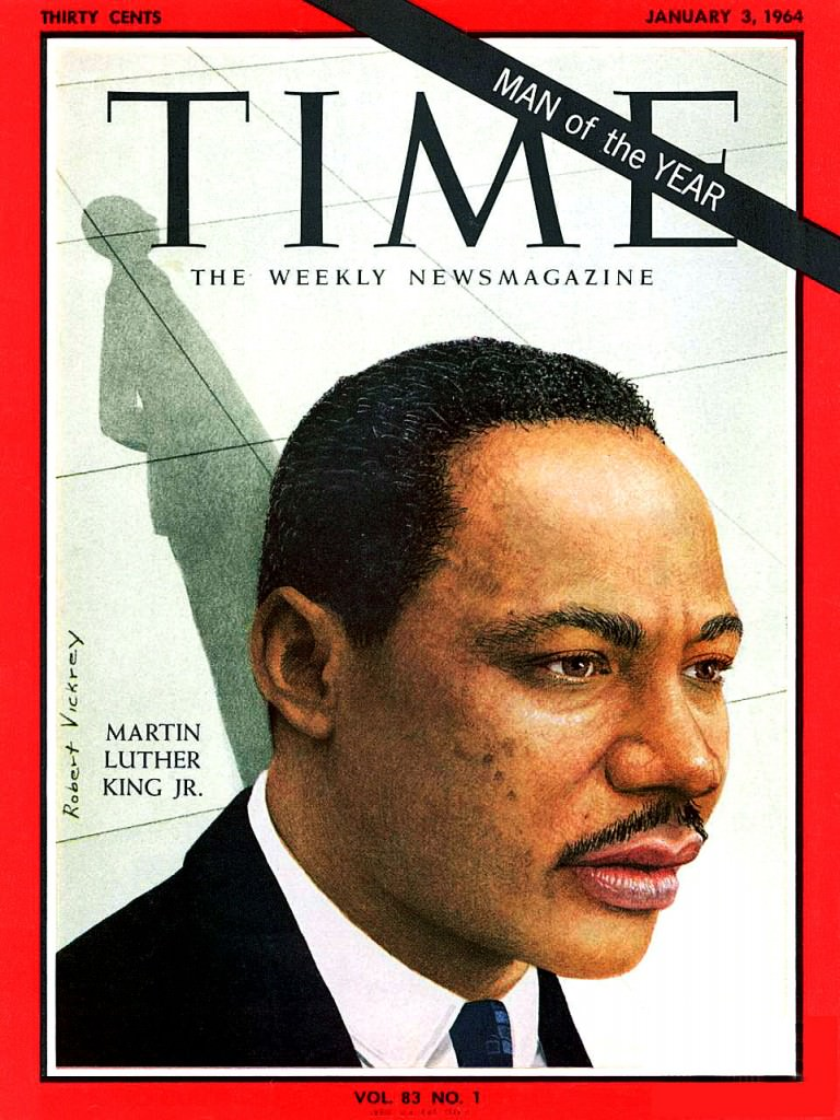 MLK 1964