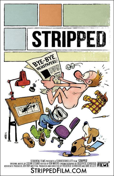 Bill Watterson - Stripped
