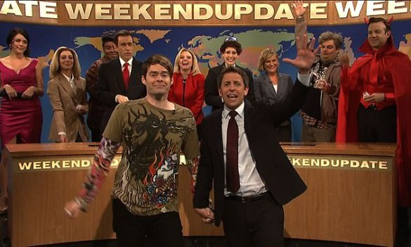 Stefon and Seth