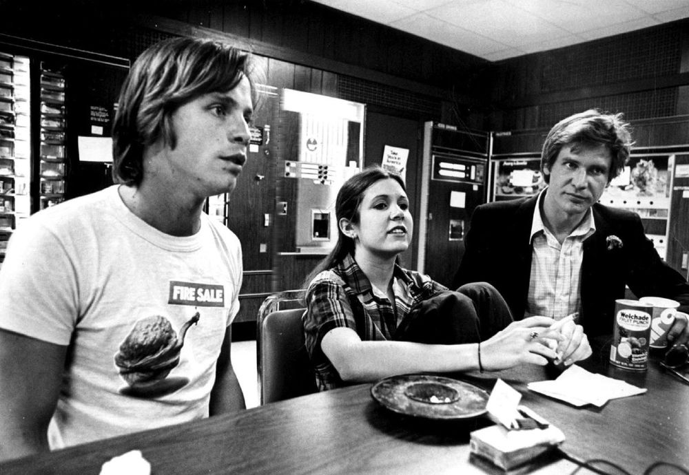 Star Wars - Simpler Times