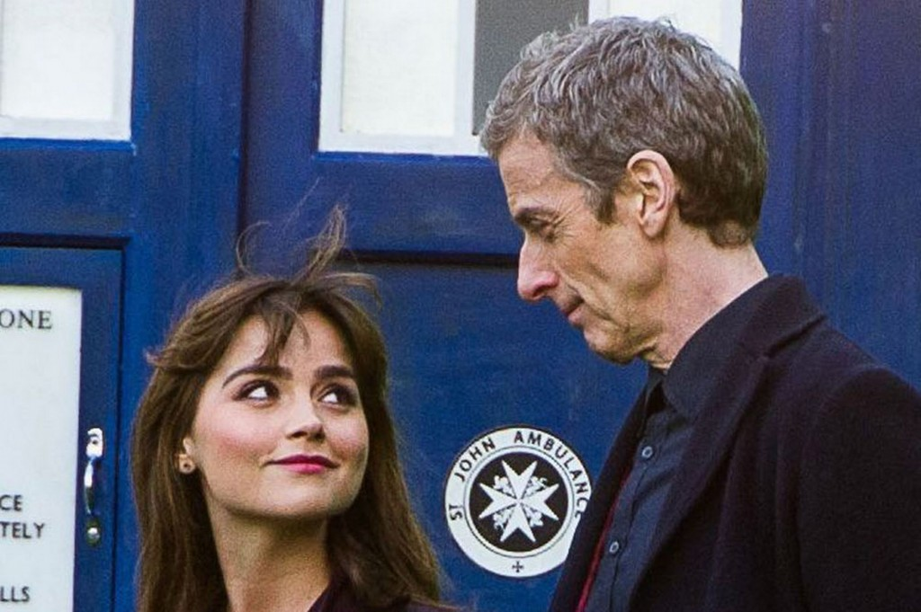 Coleman and Capaldi