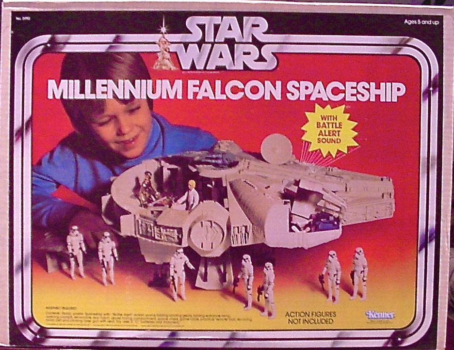 Millennium Falcon Playset