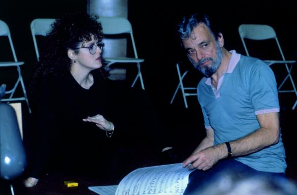 Bernadette Peters and Sondheim - 1987, Into the Woods