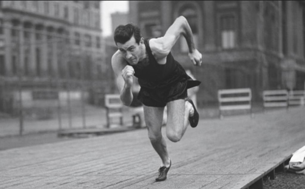 Louis Zamperini - 1944