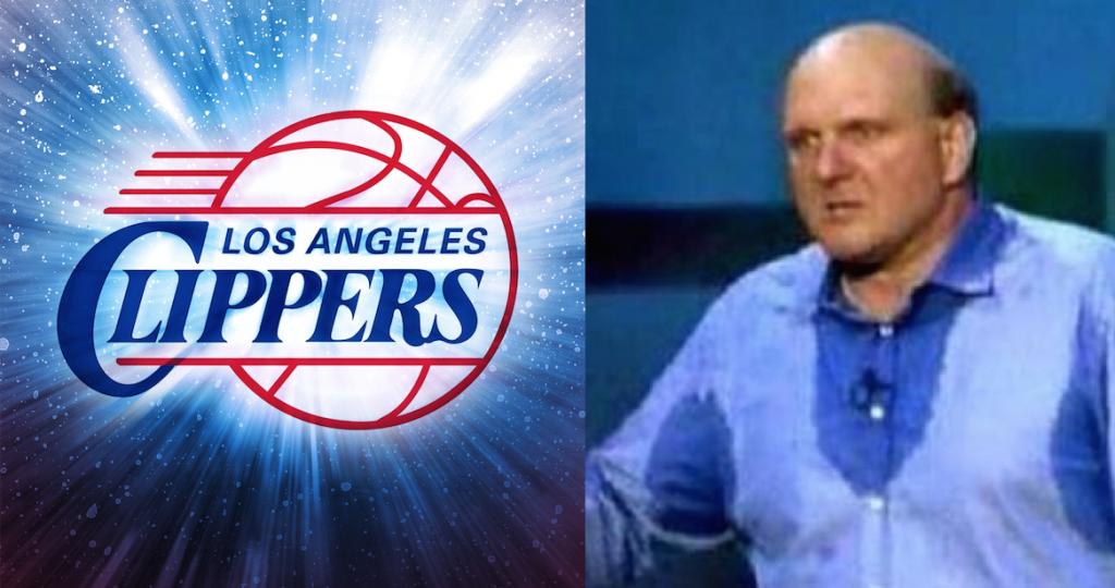Clippers Ballmer