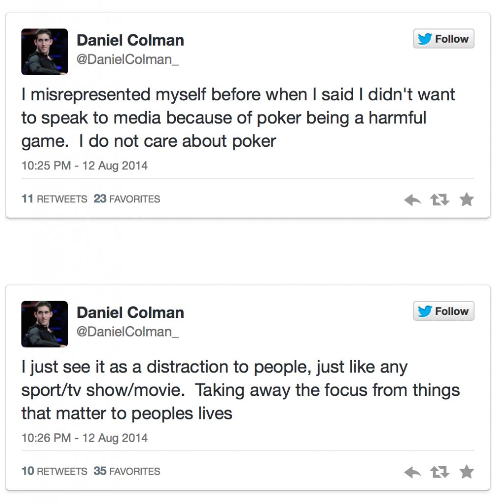 Daniel Colman