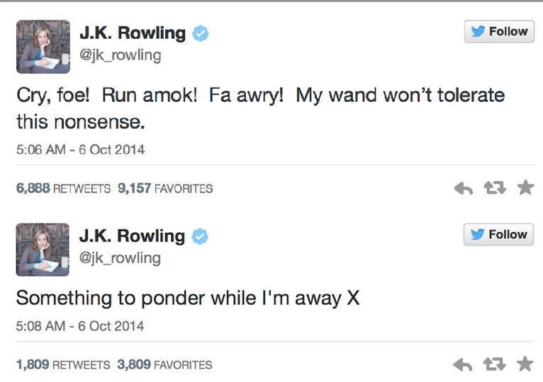 Radcliffe Rowling Watson Grint